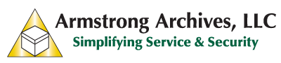 Armstrong Archives, LLC Logo